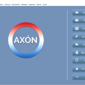 AXON general Axon Caratula