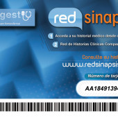 Tarjeta Red Sinapsis – Historial Clínico