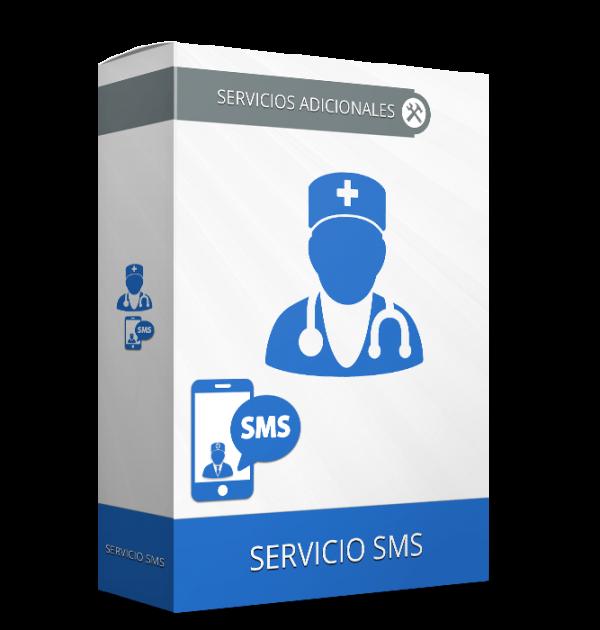 servicio sms medico
