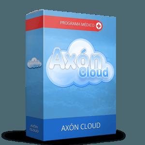 software medico AXON cloud