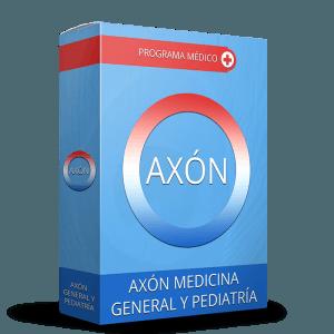 software medico axon general pediatria