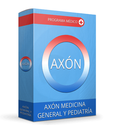 software medico axon general pediatria