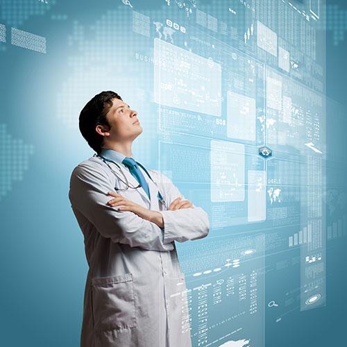 comprometidos con la software médico