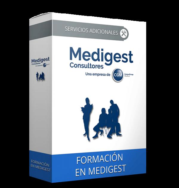 software medico formacion en medigest