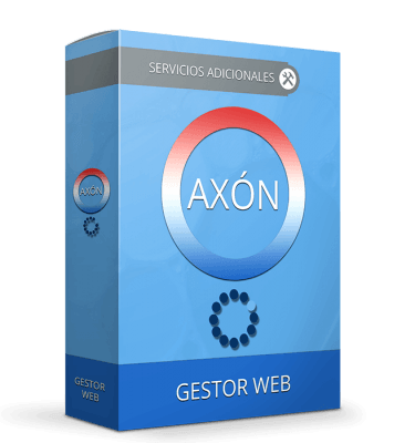 servicios adicionales gestor web