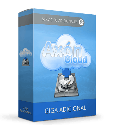 axon cloud giga adicional